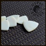 Gypsy Tones - Bone - 4 Guitar Picks | Timber Tones